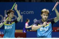 All Indonesian Final, Kevin/Marcus Juara Indonesia Open 2019