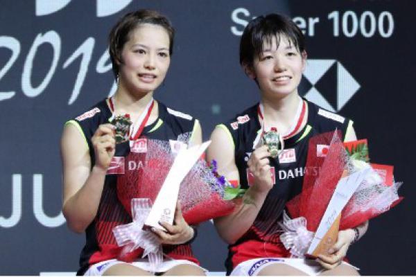 Final Indonesia Open 2019: Jepang Rebut Dua Gelar