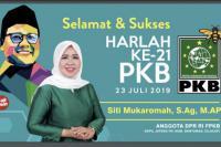 Siti Mukaromah: PKB, Partai yang Sangat Luar Biasa di Kancah Politik Indonesia