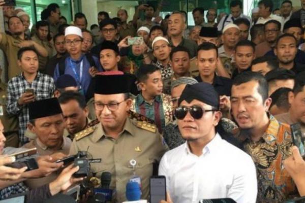 Ingin Ceramah di Kelab Malam Jakarta, Gus Miftah Minta Izin Anies
