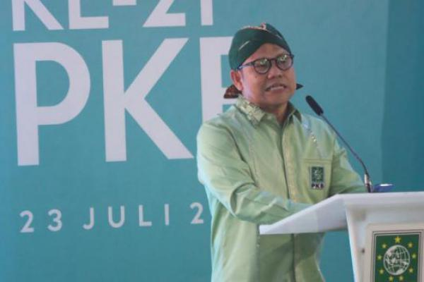 Cak Imin Usul BNPB Ditingkatkan jadi Kementerian