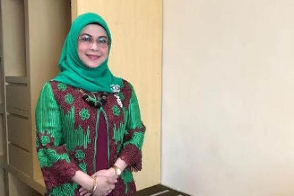 Putri KH. Ma'ruf Amin Siap Pimpin Kota Tangsel Gantikan Airin