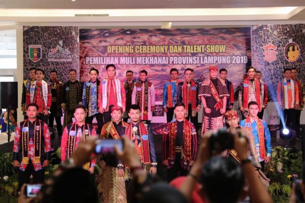Pemilihan Muli Mekhanai, Nunik Ingin Kaum Muda Makin Cinta Budaya Lampung