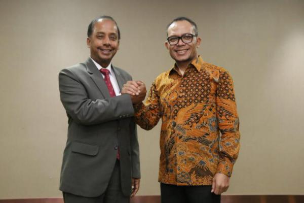 Kunjungi Malaysia, Menaker Bicarakan Kerja Sama Pelatihan Vokasi