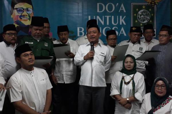 PKB se DKI Jakarta Deklarasi Dukung Cak Imin Kembali Jabat Ketua Umum