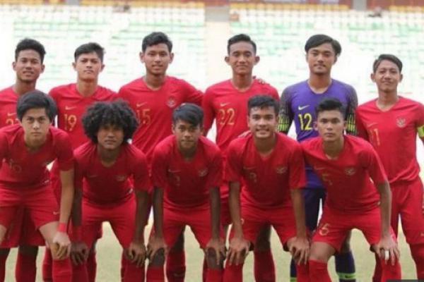 Tahan Imbang Myanmar, Indonesia Juara Grup A Piala AFF U-18
