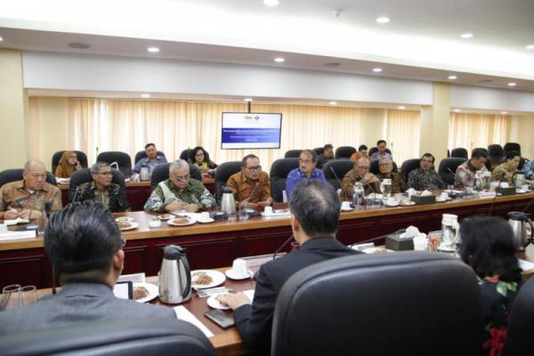 Indonesia-Malaysia Sharing Informasi soal Konsep SDF dan UB