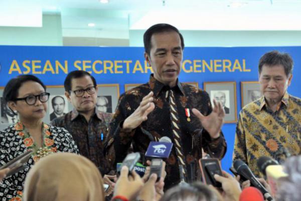 Ternyata Ini Alasan Jokowi Pilih Tito Karnavian Urusi Kemendagri