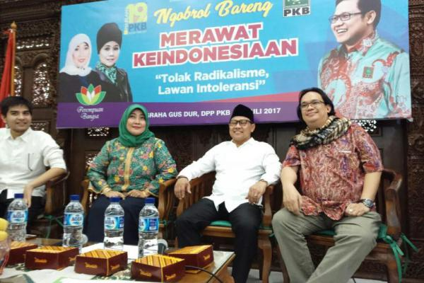 Gus Imin Undang Gus Nadir Jadi Narasumber di Muktamar PKB