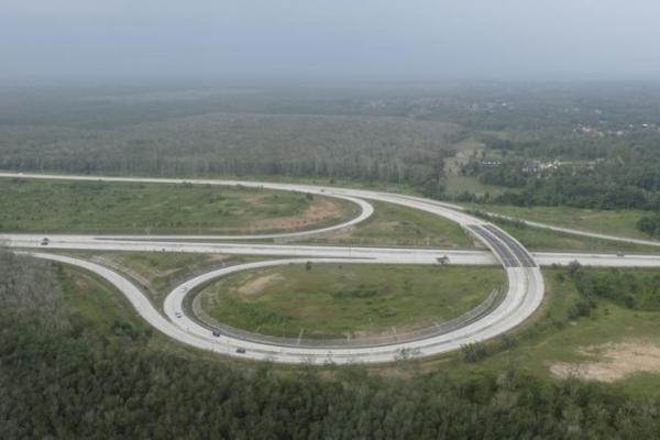 Sejak 2015, Pemerintah Selesaikan Tol Sepanjang 949 Kilometer