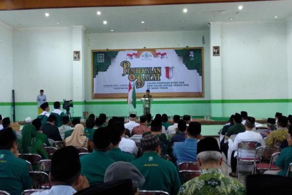 Khidmat PKB-NU, DPW PKB Jawa Timur Bai`at Calon Pimpinan DPRD
