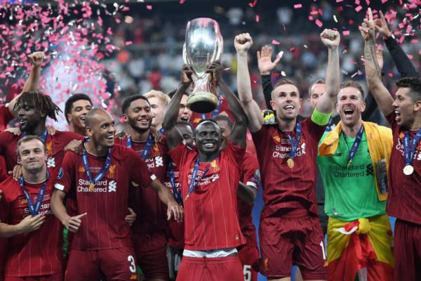 Liverpool Juara Piala Super Eropa 2019 Usai Bungkam Chelsea