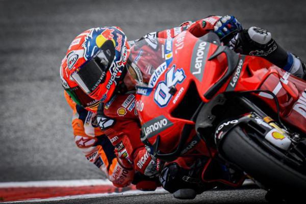Jelang MotoGP 2020, Dovizioso Siap Tingkatkan Performa