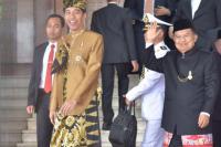 HUT Kemerdekaan Indonesia ke-74, Jokowi: Keutuhan NKRI Segala-galanya!