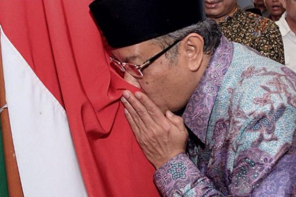 900 Pemuka Agama Dunia Pilih Kiai Said sebagai Wakil Presiden Religion for Peace