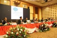 Menteri Hanif Jelaskan Program Kartu Pra-Kerja dalam Konferensi Pers RAPBN 2020