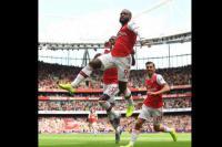 Tundukkan Burnley, Arsenal Pimpin Klasemen Sementara Premier League