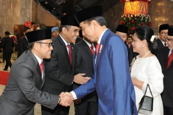 Gus Muhaimin Ikut Bangga, Jokowi Tunjuk Anak Muda Jadi Stafsus Presiden