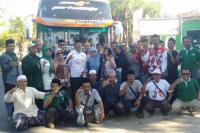 PKB Indramayu Naik Bus Ratusan KM Demi Hadiri Muktamar di Bali