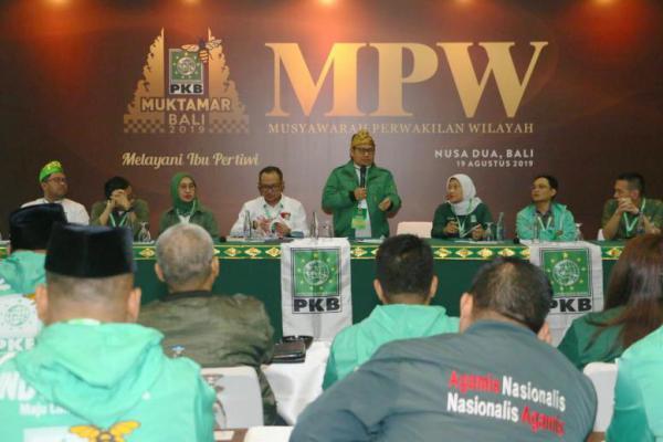Panaskan Mesin Muktamar, Gus Imin Gelar Musyawarah Perwakilan Wilayah
