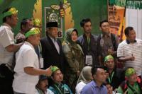 Penuhi Undangan Muktamar PKB, KH Said Aqil Siroj dan Gus Nadir Telah Tiba di Bali