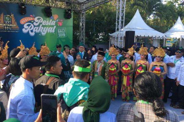 Gebyar Pesta Rakyat, Gus Muhaimin Ingin UMKM Tumbuh