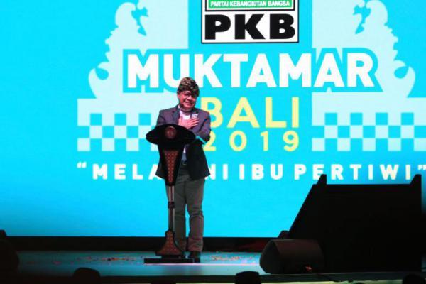 Sah! Gus Muhaimin Kembali Nahkodai PKB Periode 2019-2024