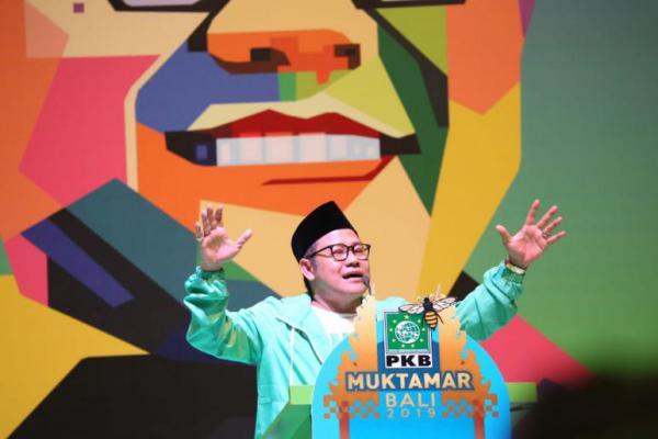Target Menang 2024, Gus Muhaimin Dorong Kader PKB Percaya Diri
