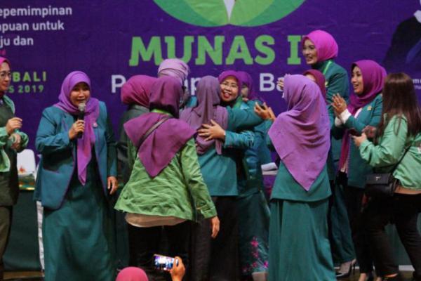 Siti Mukaromah Terpilih jadi Ketua Umum DPP Perempuan Bangsa