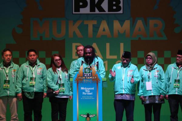 Muktamar PKB 2019 Hasilkan 9 Poin Deklarasi Bali