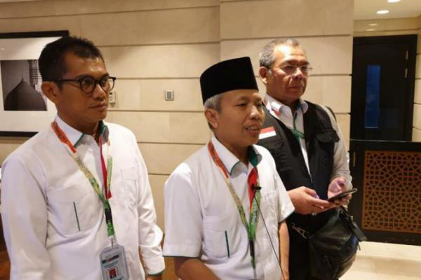 Dirjen Haji dan Umroh Kemenag Pantau Langsung Pelayanan Haji Khusus di Madinah