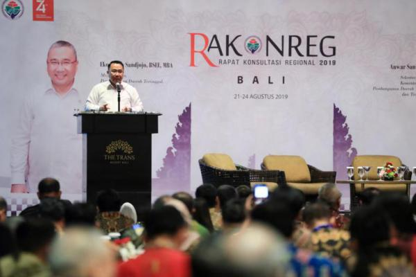 Menteri Eko Sandjojo: Desa-desa di Indonesia Butuh 5 Juta MCK Komunal