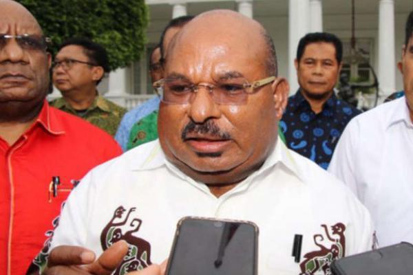 Pasca Kerusuhan Wamena, Gubernur Papua Minta Maaf kepada Korban