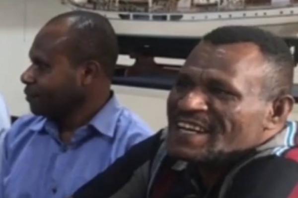 Arkilaus Baho Sebut Seruan Bubarkan Banser Bukan Suara Rakyat Papua, Tapi Provokator