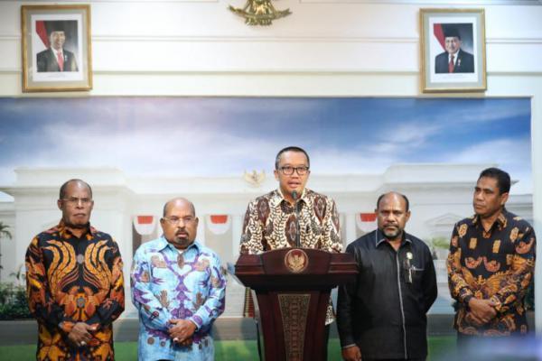 Rapat Terbatas Bersama Jokowi, Menpora Pastikan PON 2020 Tetap di Papua