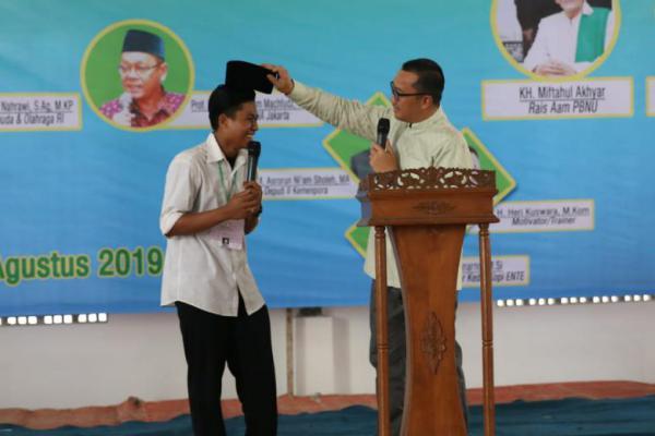 Motivasi Mahasiswa UNUSIA Bogor, Menpora: Terus Berusaha dan Jangan Menyerah