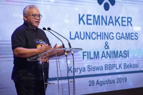 Kemnaker: Indonesia Punya Potensi Besar Masuk di Industri Animasi