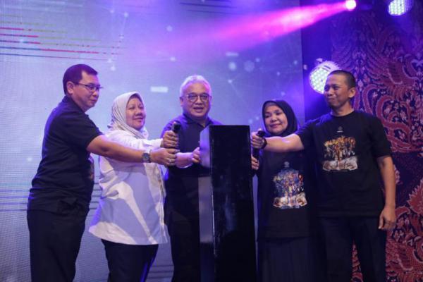 Kemnaker Launching Games dan Film Animasi Karya Siswa BBPLK Bekasi