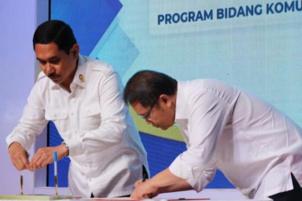 Kominfo dan BNPT Jalin Kerjasama Tangkal Isu Terorisme di Dunia Maya