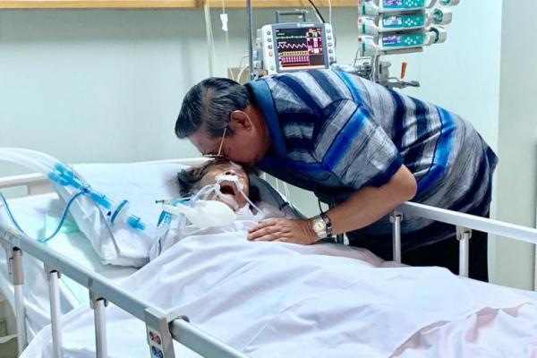 Innalillahi, Ibunda SBY Meninggal Dunia