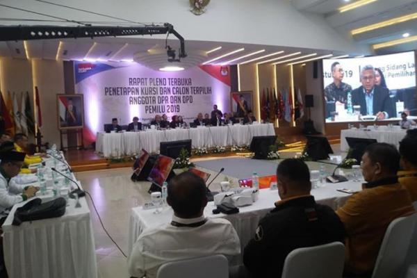 Nasdem, PAN dan PKB Raih Suara Terbanyak Pileg Dapil Papua