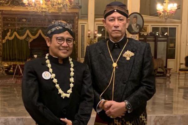 Ikut Kirab Pusaka 1 Suro di Solo, Gus Muhaimin: Tradisi Kebersamaan