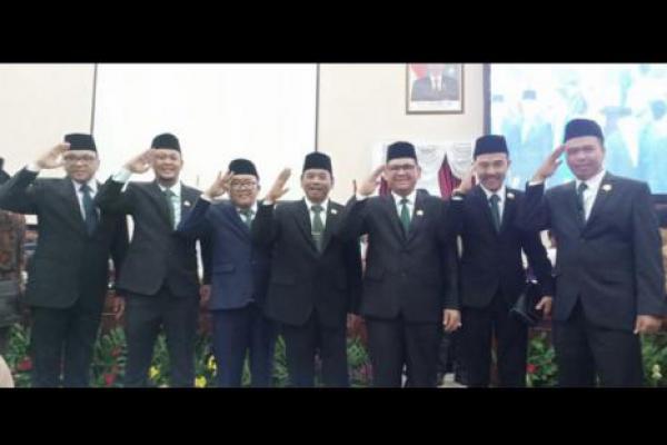 Usai Dilantik, Politisi PKB Banten Siap Emban Amanah Rakyat