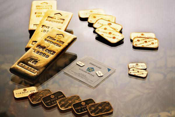 Awal Pekan, Harga Emas Ambles Rp 13.000 Rupiah