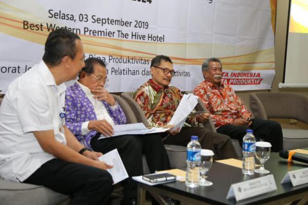 Menuju Negara Maju 2045, Indonesia Dorong Peningkatan Produktivitas