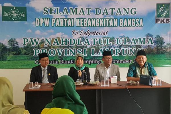 PWNU Lampung Dorong Legislator PKB Kerja Nyata bagi Masyarakat