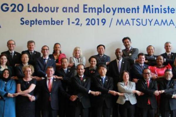 Pertemuan Menaker G20 Hasilkan Deklarasi Hadapi Pekerjaan Masa Depan