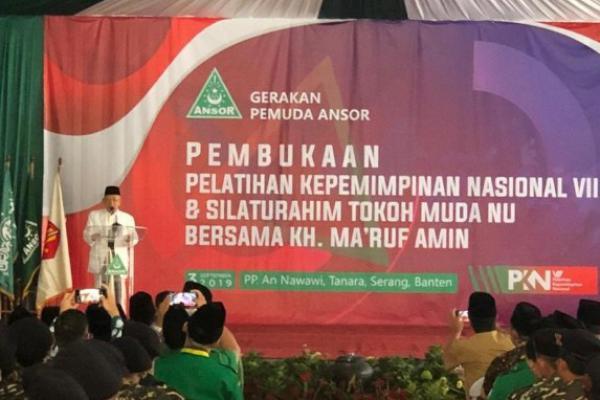 GP Ansor Gelar Pelatihan Kepemimpinan Nasional, Begini Pesan Mustasyar PBNU