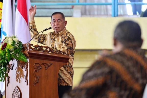 Menhan Tegaskan Papua Bagian NKRI, Tak Perlu Ada Perdebatan