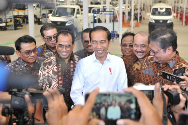 Presiden Jokowi Angkat Bicara Soal Posisi Ahok di BUMN